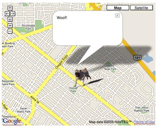Sheba Google Map