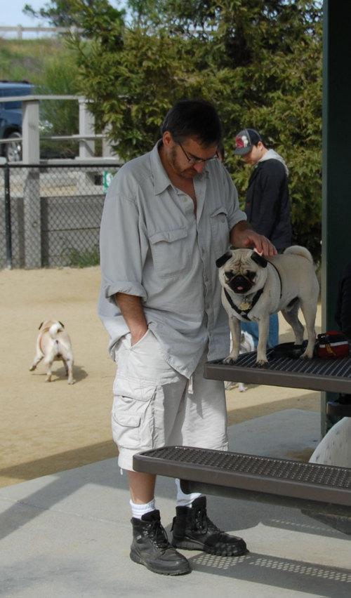 Mountain View Dog Park - April 1, 2007